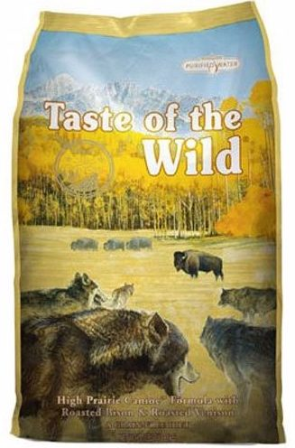 1 - Taste of the Wild Hypoallergenic Canine Formula