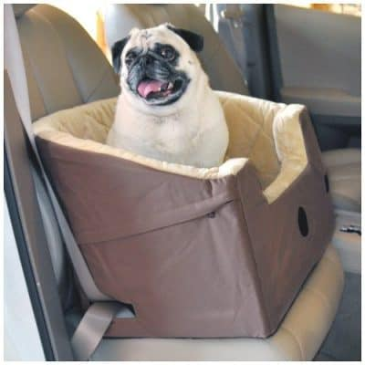 K&H Manufacturing Bucket Dog Car Seat