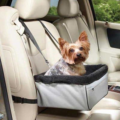 top 10 best dog car seats in 2017 reviews buyer 39 s guides. Black Bedroom Furniture Sets. Home Design Ideas