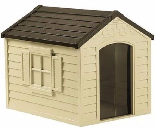 3 - Suncast DH250 Dog House