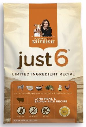 4 - Rachael Ray Nutrish Hypoallergenic Dog Food