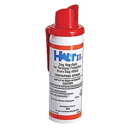 Halt II Dog Repellent Spray