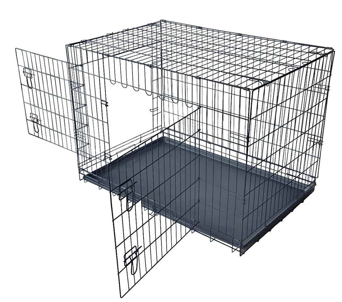 Top 10 best xxl dog crates in 2017 complete buyer39s guides for Job lot dog crate