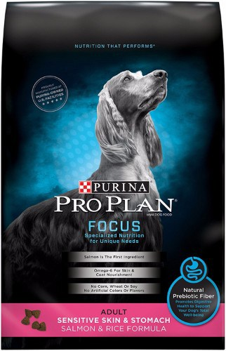 6 - Purina Pro Hypoallergenic Dog Food