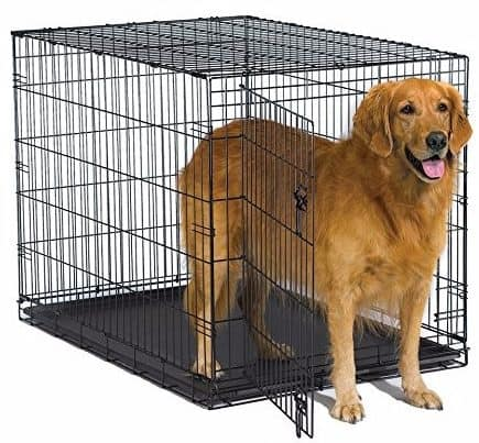 New World Folding Dog Crate