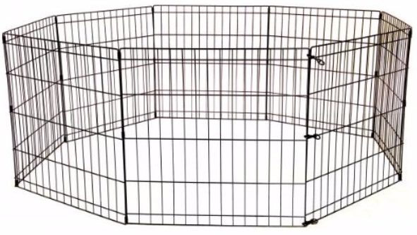 7 - Best Pet Playpen