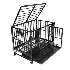 New Dog Crate Kennel - Heavy Duty Pet Cage