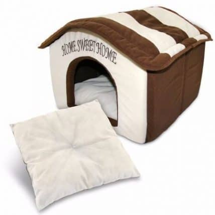 9 - Best Pet Supplies Home Sweet Home Bed