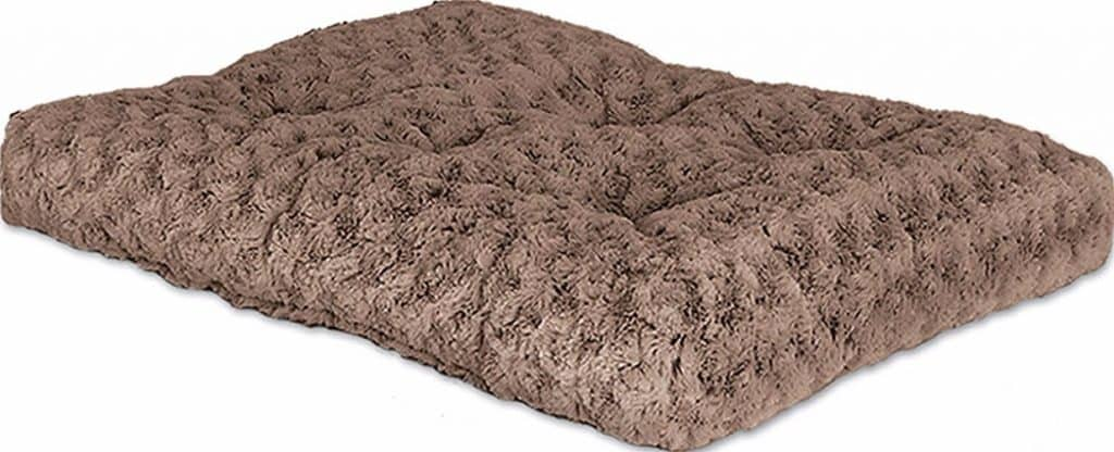 Ombré Swirl Dog Bed