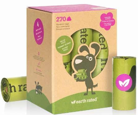 1 - Earth Rated® Poop Bags Dog Waste Bags,