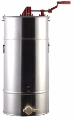 1 - Goplus Large 2 Frame Stainless Steel Honey Extractor