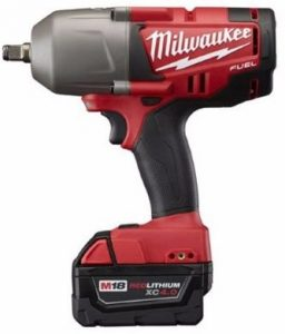 #1 Milwaukee 2763-22 M18 Impact Wrench