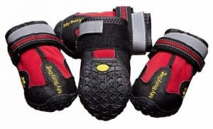 1 - My Busy Dog Water Resistant Dog Shoes