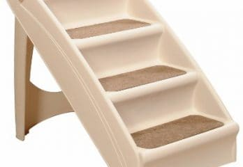 Top 10 Best Pet Stairs in 2017 – Reviews & Buyer's Guides
