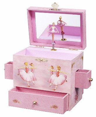 #2 Enchantmints Ballerina Musical Jewelry Box