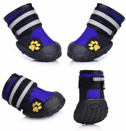 2 - Fantastic Zone Waterproof Dog Shoes