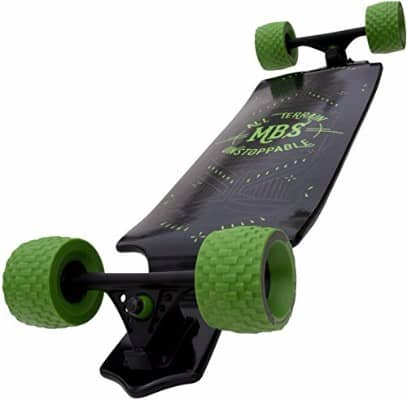 2 - MBS All-Terrain Longboard