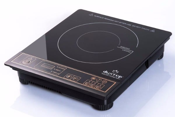 #2 Secura 8100MC 1800W Portable Induction Cooktop Countertop Burner, Gold