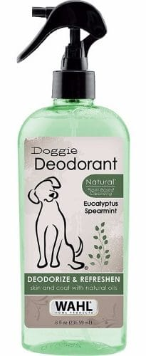 2 - Wahl Natural Doggie Deodorant