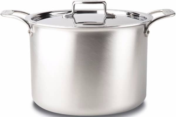 #3 All-Clad BD55512 D5 12Quart Stockpot