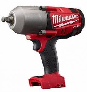 #3 Milwaukee M18 Fuel High Torque Impact Wrench
