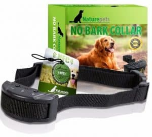 3 - Naturepets Advance No Bark Collar