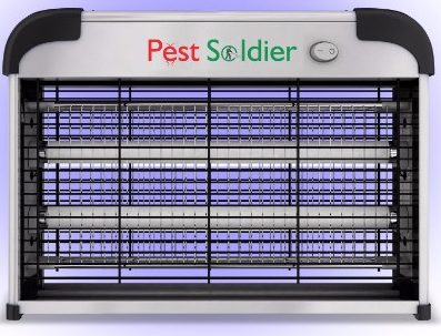 4 - Powerful 20W Electronic Indoor Insect Killer