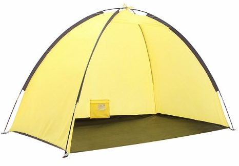 4 - SEMOO Lightweight Beach Shade Tent Sun Shelter with Carry Bag