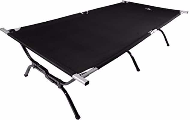 #4 TETON Sports Outfitter XXL Camping Cot; Perfect for Base Camp and Hunting
