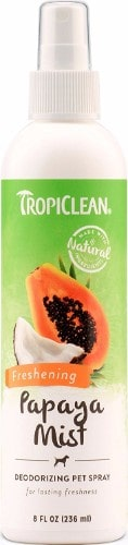 4 - Tropiclean Freshen Up Cologne