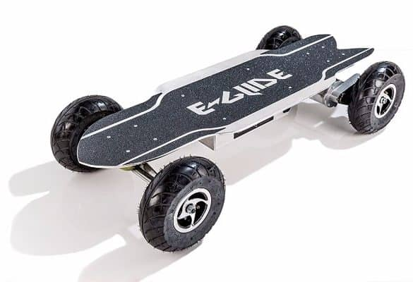 5 - AT (All Terrain) Aluminum Electric Skateboard
