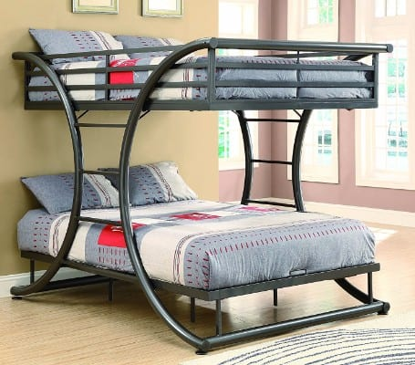 #5 Coaster Home Furnishings 460078 Bunk Bed