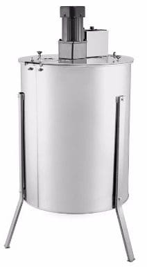 5 - FoodKing Honey Extractor Electric Honey Extractor Honeycomb Spinner 4 Frame