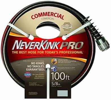 #5 NeverKink 8844-100 Series 4000 Commercial Duty Pro Garden Hose