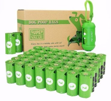 5 - PET N PET 720/360 Counts Dog Poop Bags