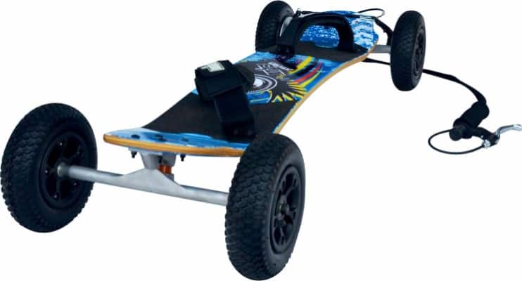 6 - Atom 95X MountainBoard