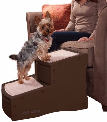 6 - Pet Gear Easy Step II Pet Stairs