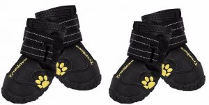 7 - EXPAWLORER Waterproof Dog Boots
