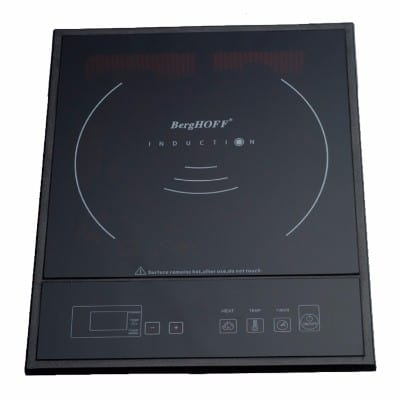 #8 BergHOFF Single Touch Screen Induction Cooktop