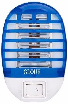 8 - GLOUE Bug Zapper Electronic Insect Killer,Mosquito Killer Lamp