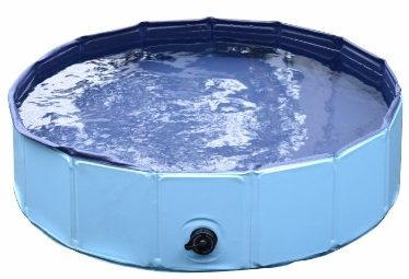 8 - Jasonwell Foldable Dog Pet Bath Pool