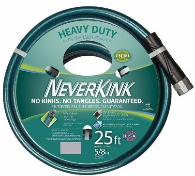 #8 NeverKink 8615-25 Series 2000 Ultra Flexible Garden Hose