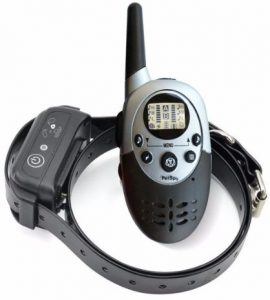 8 - PetSpy 1100 Yards Remote Dog Training Shock Collar