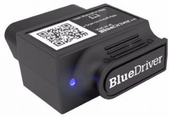 #1 BlueDriver Bluetooth Professional OBDII Scan Tool for iPhone, iPad & Android