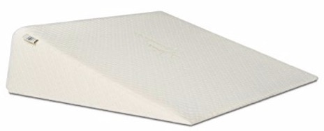 1 brentwood home zuma therapeutic foam bed wedge pillow