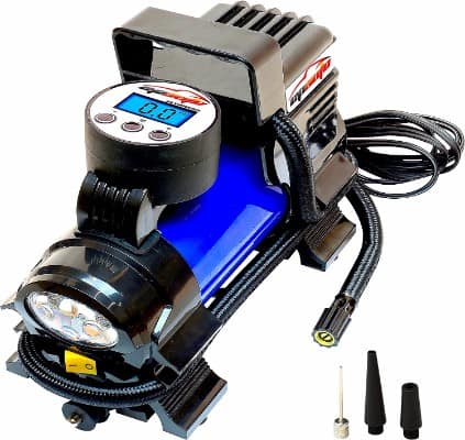 #1 EPAuto 12V DC Portable Air Compressor Pump