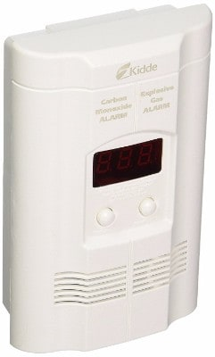 #1 Kidde KN-COEG-3 Nighthawk Plug-In Carbon Monoxide