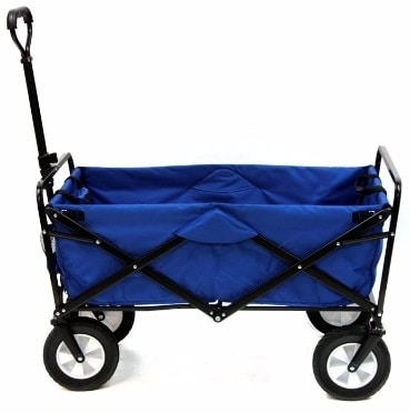 #1 Mac Sports Collapsible Folding Outdoor Utility Wagon