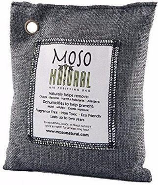 #1 Moso Natural Air Purifying Bag