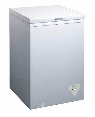 #1 midea WHS-129C1 Single Door Chest Freezer